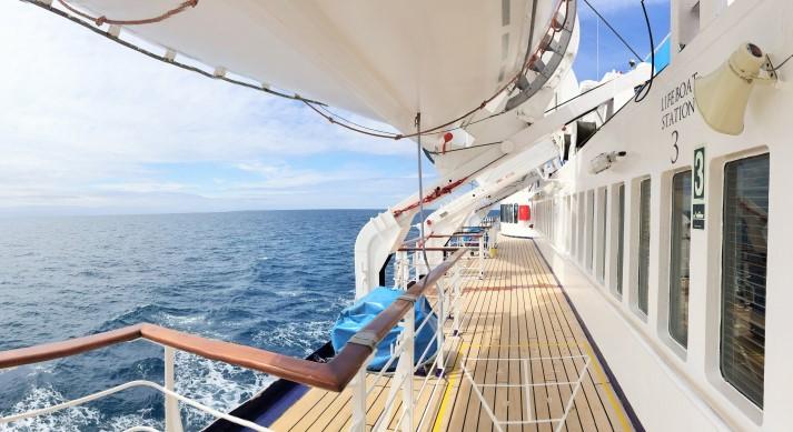MS BERLIN auf Island-Kreuzfahrt
