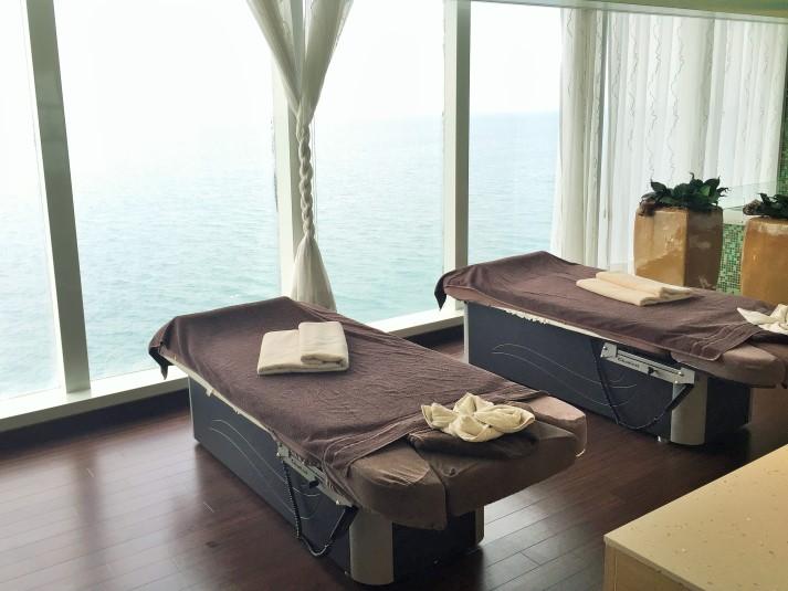 Der Anwendungsbereich im Spa & Meer