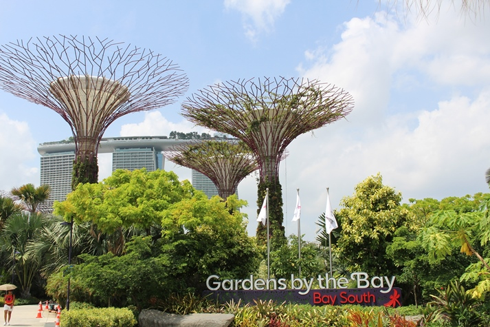 Der Gardens by the Bay