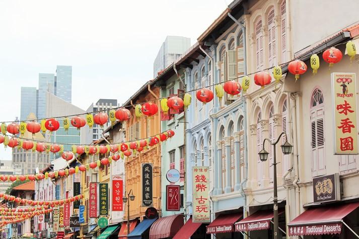 Das lebendige Chinatown: Bummeln & Essen
