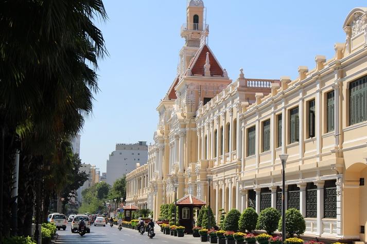 Die facettenreiche Ho-Chi-Minh-Stadt