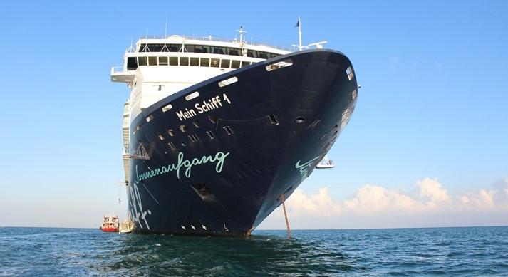 Mein Schiff 1 Kreuzfahrt in Asien