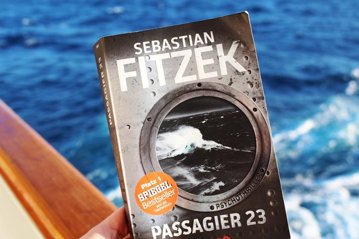 Extrem spannend: das Buch Passagier 23