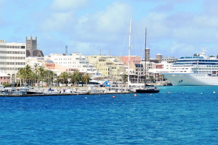 amilton ist die Hauptstadt von Bermuda, die zum Vereinigten Königreich gehört.