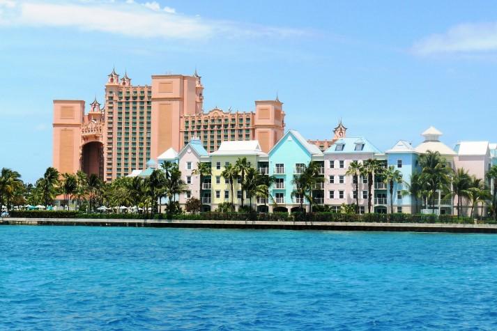 Nassau: Karibisch bunt – die Hauptstadt der Bahamas