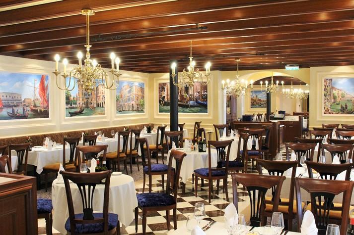 Im Ristorante Casa Nova sind Speisen sind inklusive, Getränke nicht