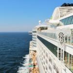 AIDAprima Kreuzfahrt Nordsee