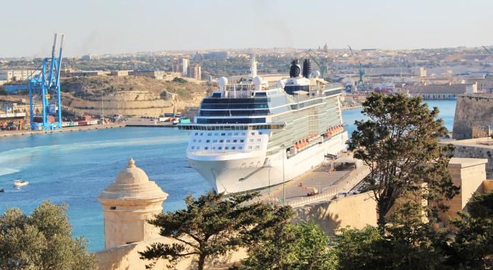 Traumziele der Celebrity Equinox im Mittelmeer