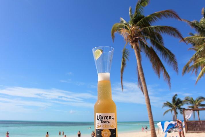 Strandstimmung bei bestem Wetter