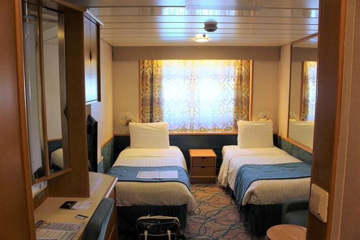 Large Ocean View Stateroom 3008, Category H