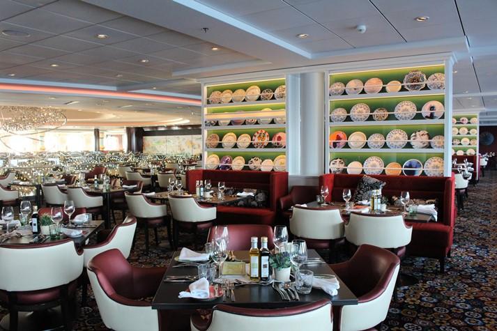 Elegant, gemütlich, lecker - wir waren begeistert vom Atlantik Restaurant