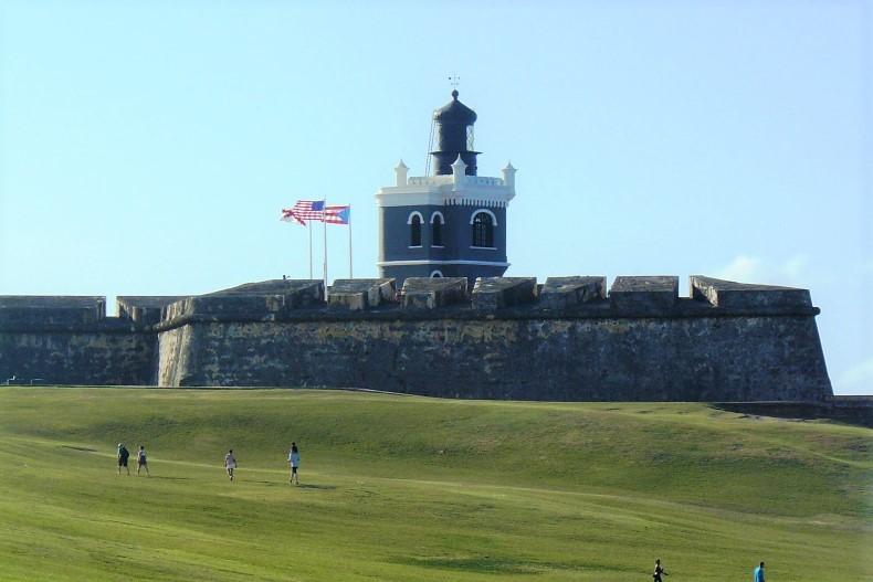 Castillo de San Felipe del Morro San Juan