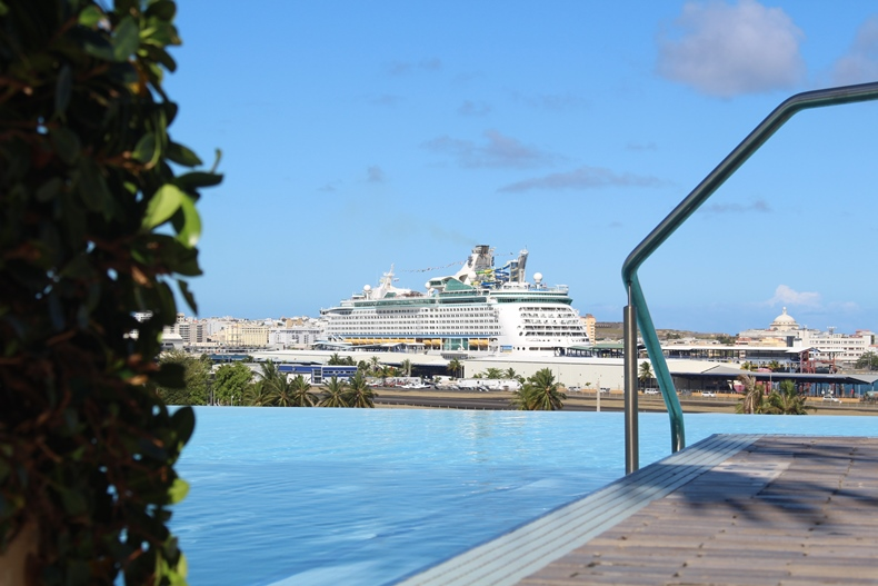 Adventure of the Seas in San Juan