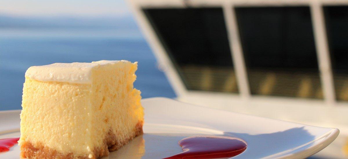Cheesecake Cruises Kreuzfahrt-Blog