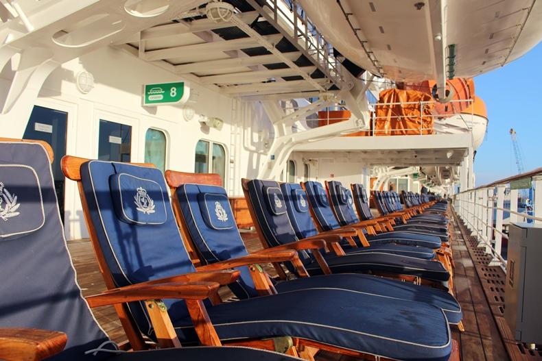 Queen Mary 2 Kurzkreuzfahrt_1_Aussendeck_4