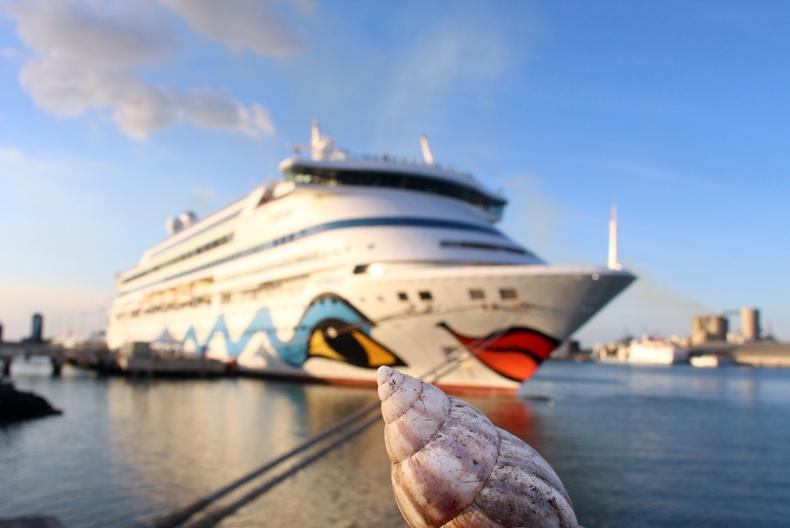 AIDA Selection Kreuzfahrt im Indischen Ozean ab Mauritius