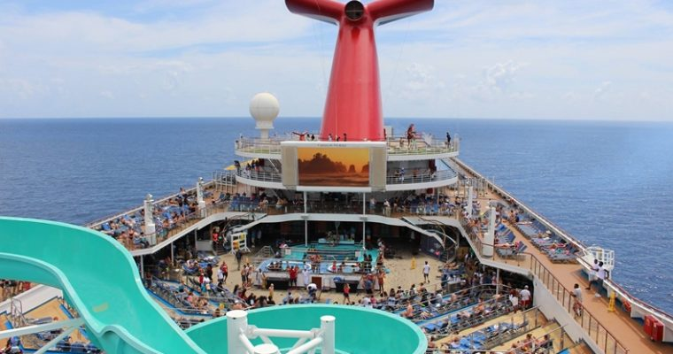 Meine Erfahrungen mit Carnival Cruises